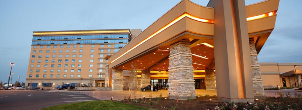 Wildhorse hotel