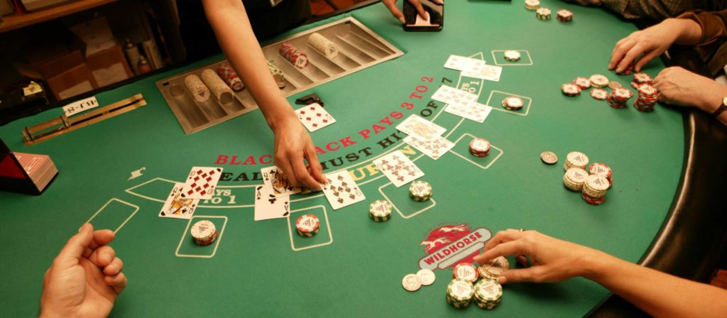 Wildhorse Blackjack Tournaments