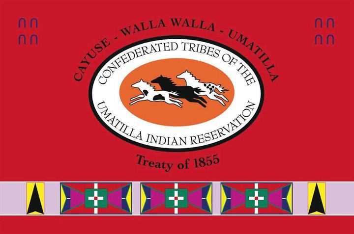 CTUIR logo