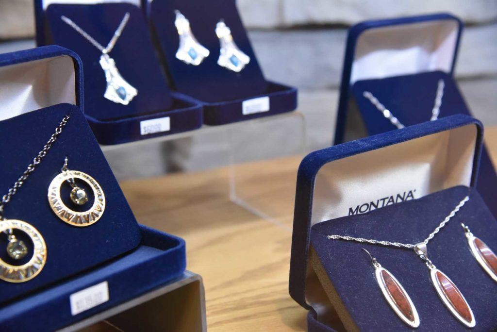 Wildhorse Gift Shop Montana Silver