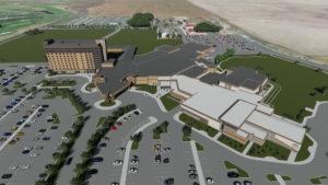 Wildhorse Resort & Casino Expansion