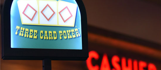 Wildhorse 3Card Poker
