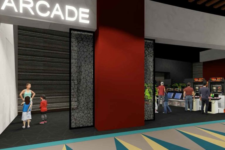 Wildhorse Arcade Expansion