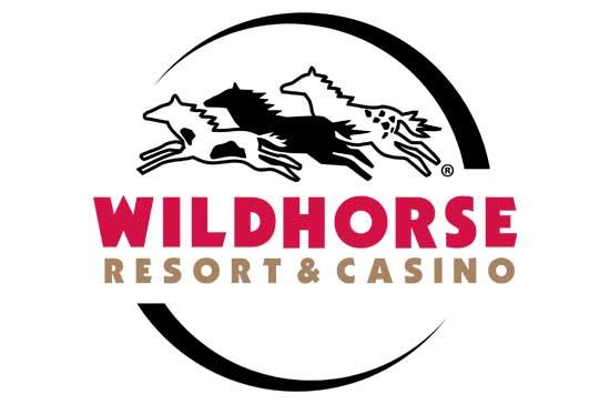 Wildhorse Resort and Casino logo