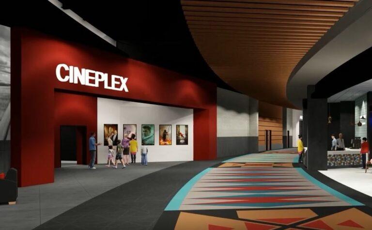 Cineplex Shot