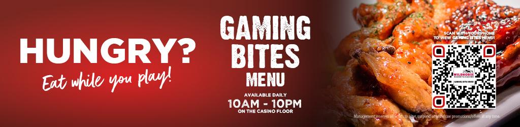 Gaming Bites Ad