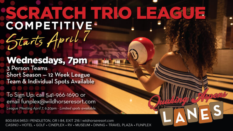 Wednesday Bowling League