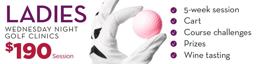 2021 Ladies Golf Clinics