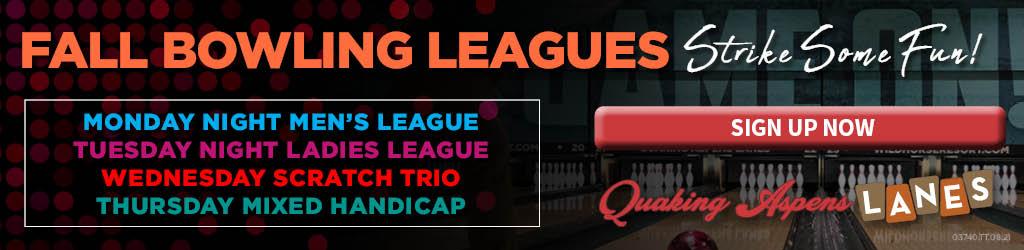 Fall Bowling League