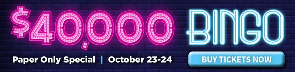 40k Bingo Banner