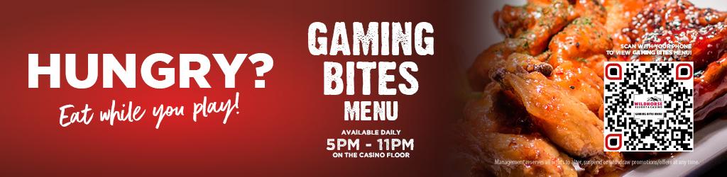Gaming Bites Banner Ad